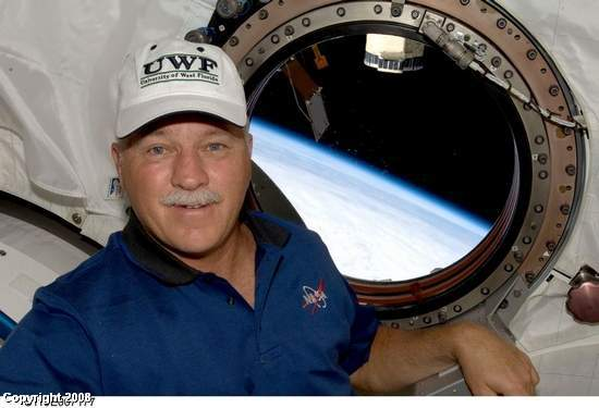 NASA astronaut & UWF grad, John Phillips :: The University of West Florida
