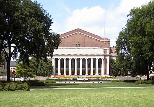Northop Auditorium :: University of Minnesota-Twin Cities