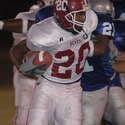 College Foot ball players :: Southwest Mississippi Community College