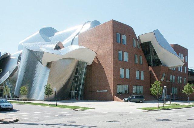 Peter B Lewis Building, Case Western Reserve University :: Case Western Reserve University