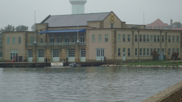 Crew Boathouse :: United States Naval Academy