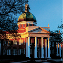 Admin Builiding :: University of Southern Mississippi