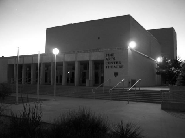 Fine Arts Center Theatre, WNMU :: Western New Mexico University