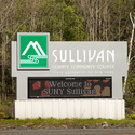 SUNY Sullivan Sign :: Sullivan County Community College