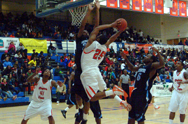 Virginia State University Basketball :: Virginia State University