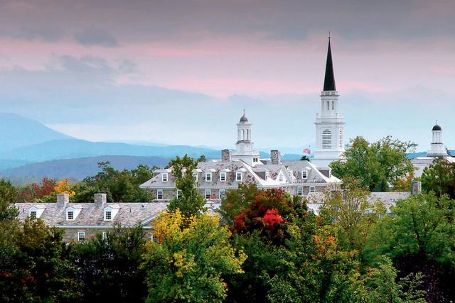 Middlebury College skyline :: Middlebury College