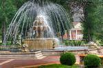 The fountain :: Regent University