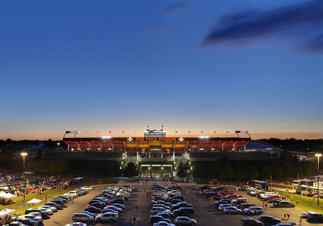 Jack Trice Stadium :: Iowa State University