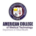 Logo :: American College of Medical Technology