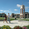 Center of Campus :: Evangel University