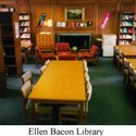 Ellen Bacon Library :: Columbia College of Nursing