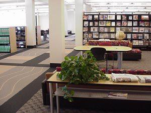 hutch library :: Ridgewater College