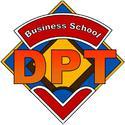 DPT Business School Retro Logo :: DPT Business School