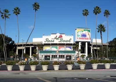 UCLA Rose Bowl Stadium  :: University of California-Los Angeles