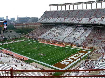 Darrell K. Royal-Texas Memorial Stadium :: The University of Texas at Austin