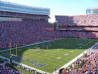 UF Ben Hill Griffin Stadium  :: University of Florida
