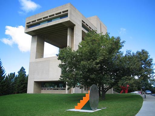 Johnson Museum :: Cornell University