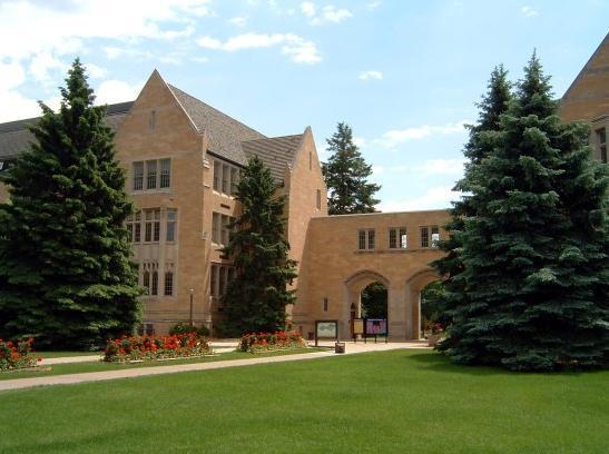 Arches :: University of St Thomas