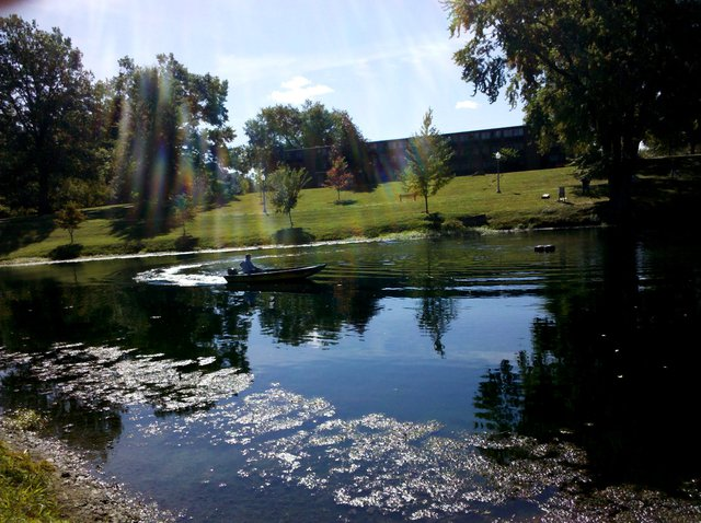 Hydro-Thunder:  RHIT Speed Lake :: Rose-Hulman Institute of Technology