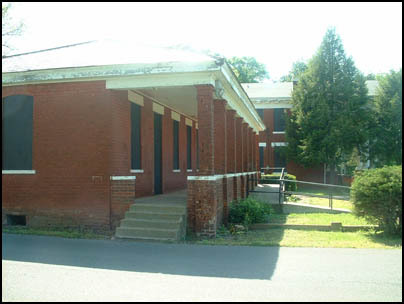 old McCracken County Board of Education offices :: West Kentucky Community and Technical College
