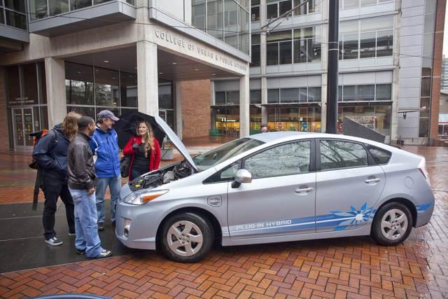 Electric Avenue :: Portland State University