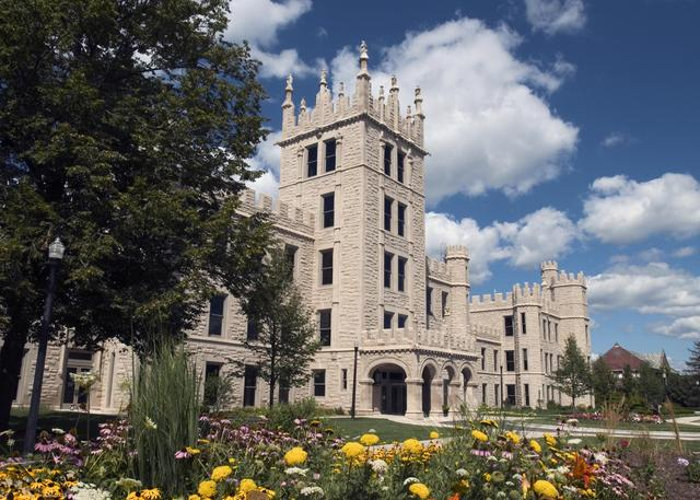 Altgeld Hall :: Northern Illinois University
