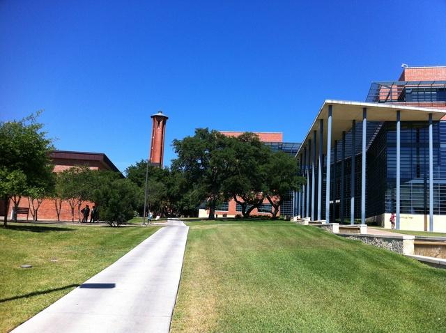 Trinity Campus East Entrance :: Trinity University