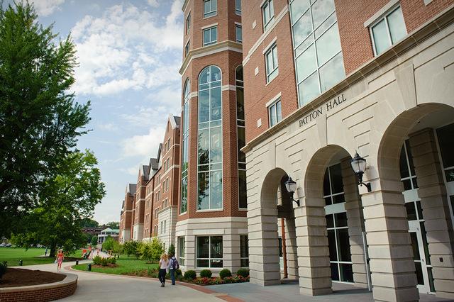 Patton Hall :: Belmont University