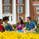 Students on Lawn :: Southern Adventist University