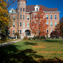 Becker Hall :: Huntington University