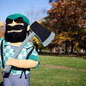 Norm the Forester :: Huntington University