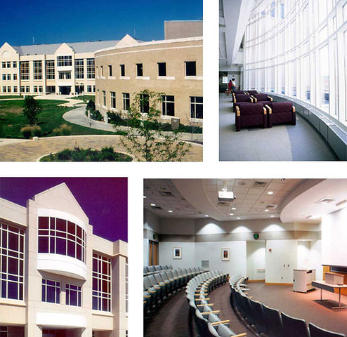 Library & Campus :: University of Southern Indiana
