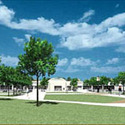 College building :: Arkansas Northeastern College