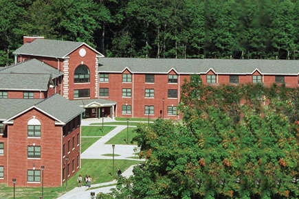 College's new residential hall :: SUNY College at Old Westbury
