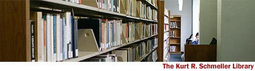 Kurt R. Schmeller Library :: CUNY Queensborough Community College