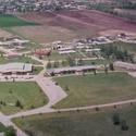 College aerial view :: Nebraska Christian College
