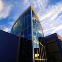 Mirror building :: College of Southern Nevada