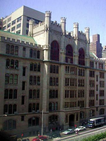 Thomas Hunter Building :: CUNY Hunter College