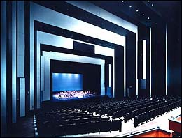 Theater room :: CUNY Hostos Community College
