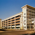 Hospital parking building :: State University of New York Upstate Medical University