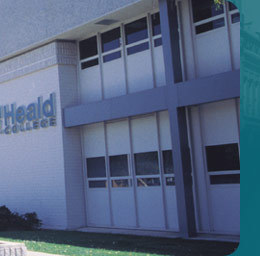 College building :: Heald College-Fresno