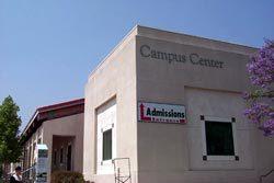 Campus Center Building :: Los Angeles Mission College