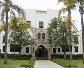 University building :: Loyola Marymount University