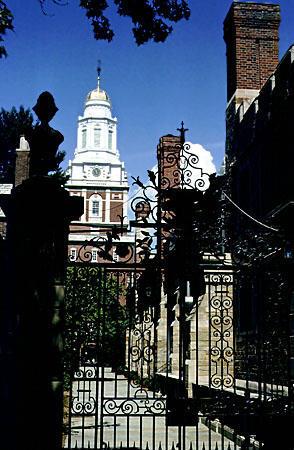 Pierson Gate :: Yale University