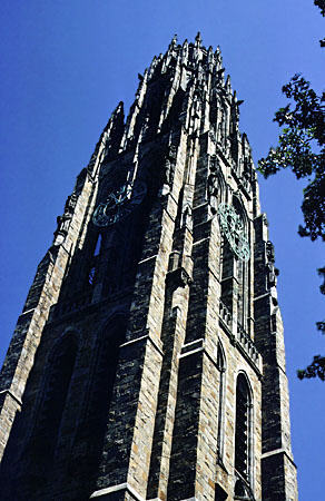 Harkness Tower :: Yale University