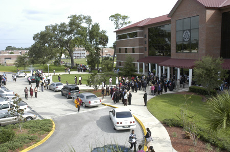 College building :: Bethune-Cookman University