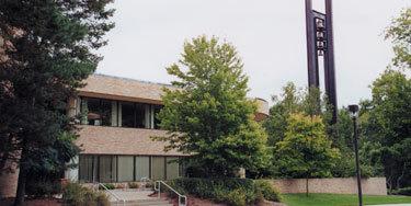 College building :: Northwood University