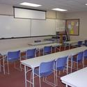 Class room interior :: Kennebec Valley Community College