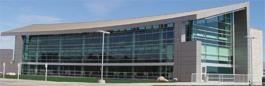 College building :: Ozarks Technical Community College