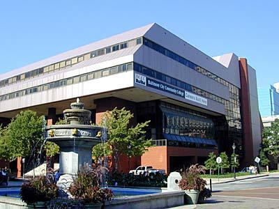 The Harbor Campus Bard Building :: Baltimore City Community College